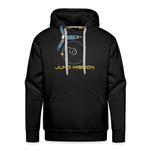 June_t-shirt - Felpa con cappuccio premium da uomo