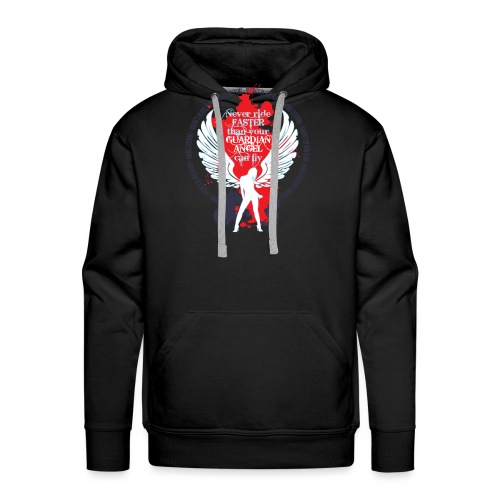 Kabes Guardian Angel T-Shirt - Men's Premium Hoodie