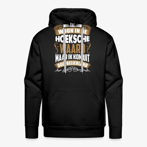 Oud-Beijerland - Mannen Premium hoodie