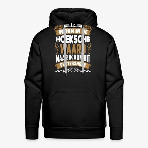 Puttershoek - Mannen Premium hoodie