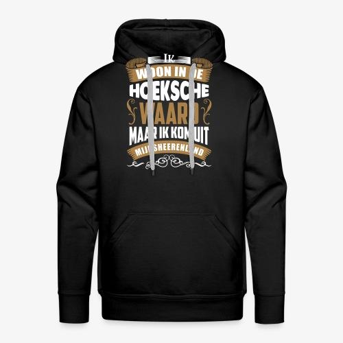 Mijnsheerenland - Mannen Premium hoodie