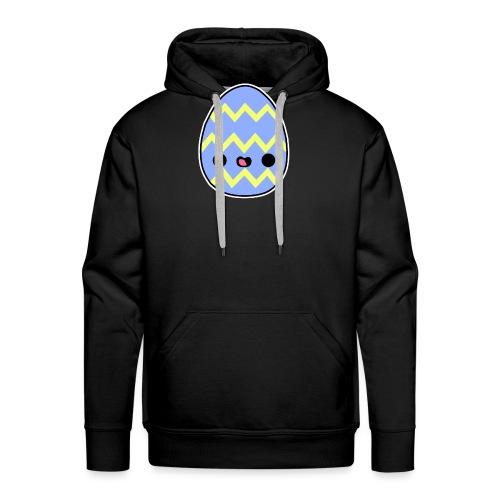Glückliches Osterei - Männer Premium Hoodie