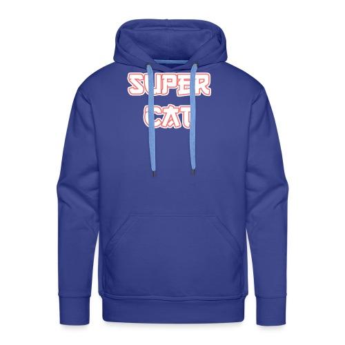 Super Cat - Männer Premium Hoodie
