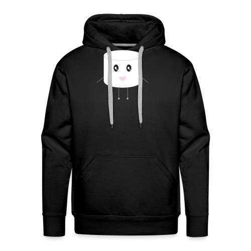 Chamalow - Sweat-shirt à capuche Premium pour hommes
