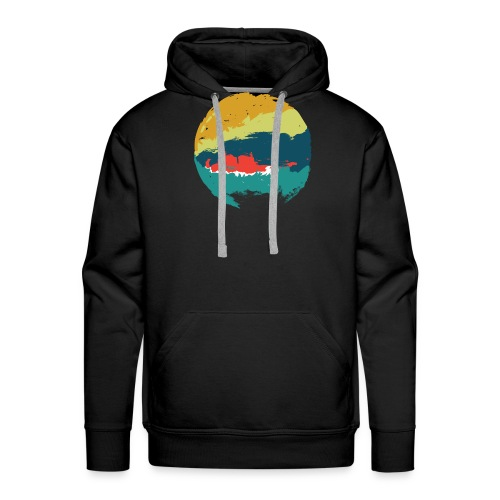 Abstract Art - Men's Premium Hoodie