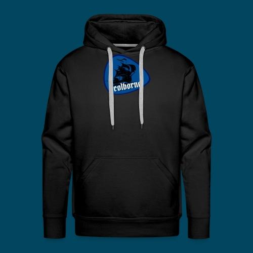 COLBORNE - Sweat-shirt à capuche Premium pour hommes