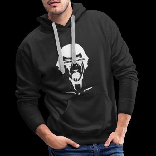 TMC Tears edition - Sweat-shirt à capuche Premium pour hommes