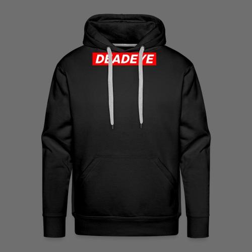 DeadEYE BOXLOGO - Premium hettegenser for menn