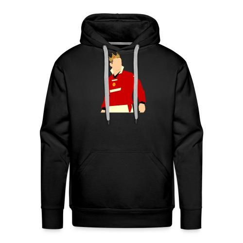 King Cantona - Mannen Premium hoodie