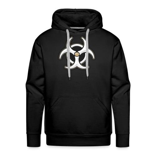 Logo 1000x1000 - Sweat-shirt à capuche Premium pour hommes