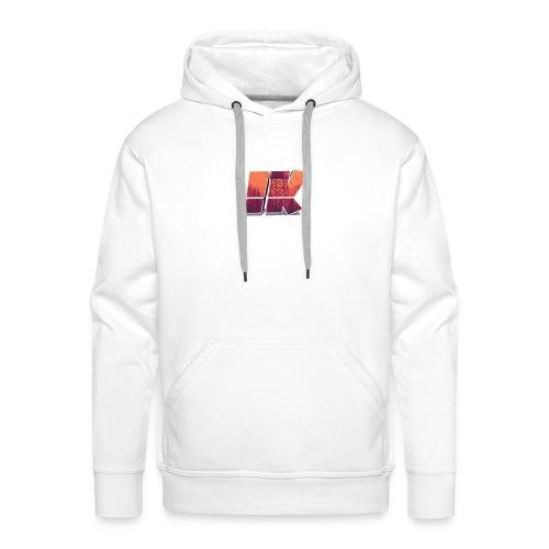 Ishaan Kulkarni Logo (1) - Men's Premium Hoodie