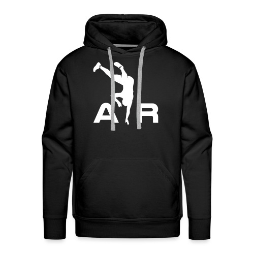 Air6Team - Sweat-shirt à capuche Premium pour hommes