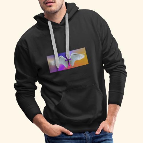 ANKH Logo - Männer Premium Hoodie