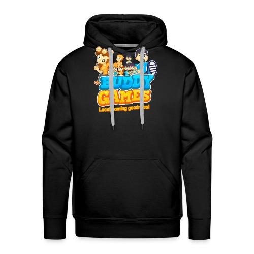 BuddyGames - Men's Premium Hoodie