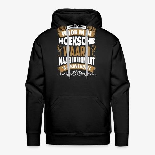 's-Gravendeel - Mannen Premium hoodie
