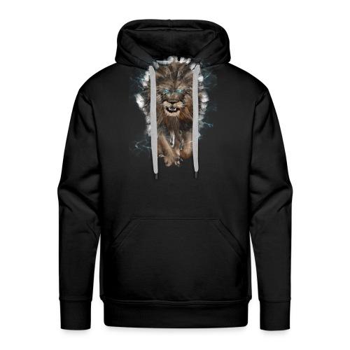 thunderlion - Men's Premium Hoodie