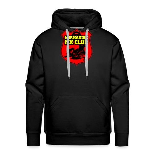Casquette Normandie MX Club - Sweat-shirt à capuche Premium pour hommes
