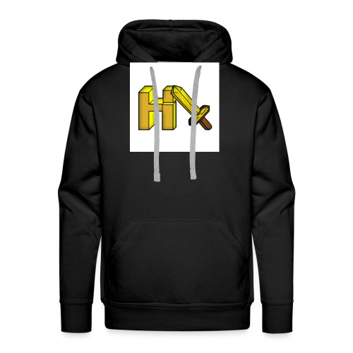 Logo Officiel Heruim - Sweat-shirt à capuche Premium pour hommes
