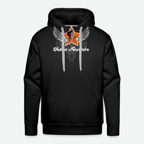 Urban Freerider - Männer Premium Hoodie
