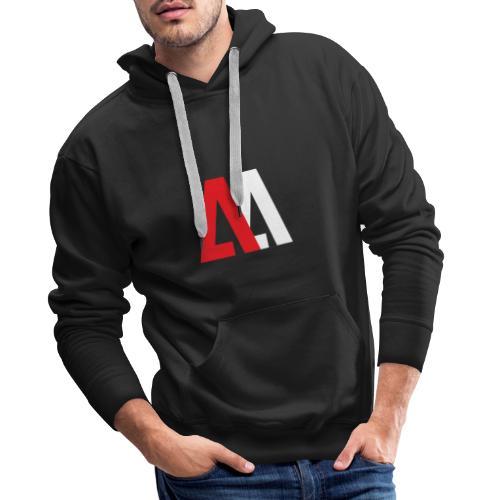 Logo Allware ESC - Sweat-shirt à capuche Premium pour hommes