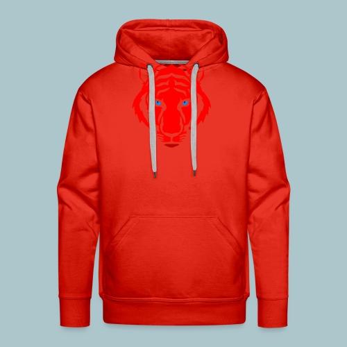 sixxam tijger 1000px - Mannen Premium hoodie