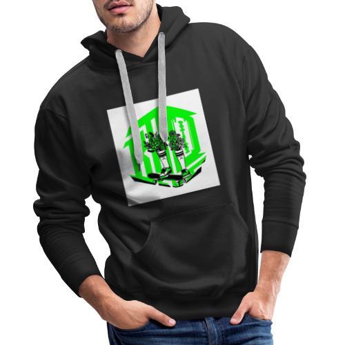BROCUT AT-SKATE edition - Männer Premium Hoodie