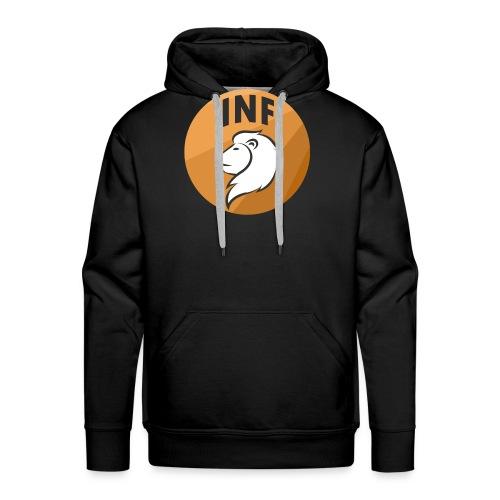INFMSC Logo - Männer Premium Hoodie