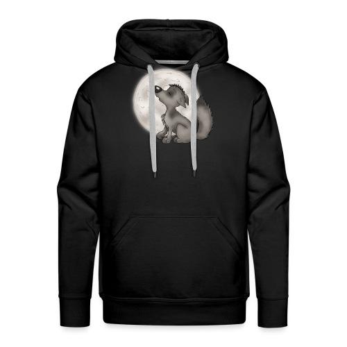 Wölfchen - Männer Premium Hoodie