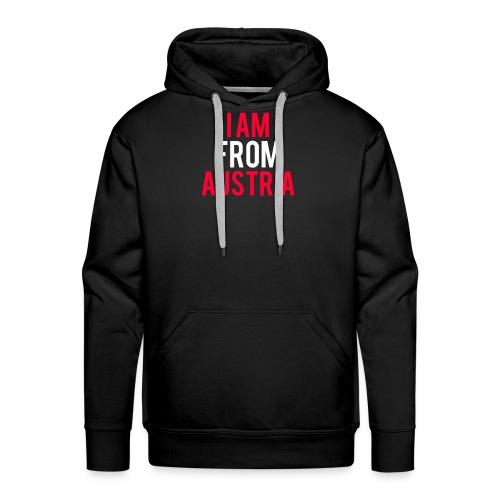 I AM FROM AUSTRIA - Männer Premium Hoodie