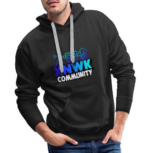 Collection New logo 2019 - Sweat-shirt à capuche Premium pour hommes
