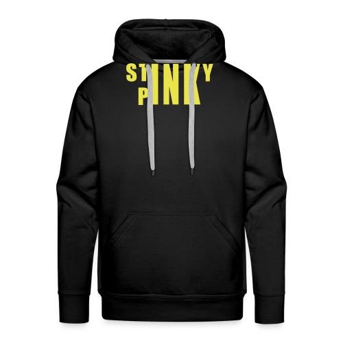 stinky_yellow_newsvg - Men's Premium Hoodie