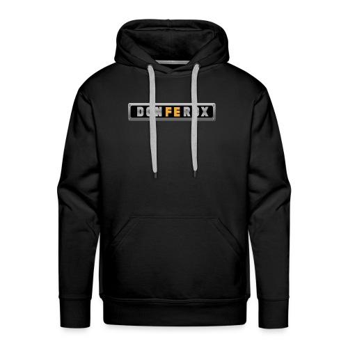 bra**ers ferox logo - Männer Premium Hoodie