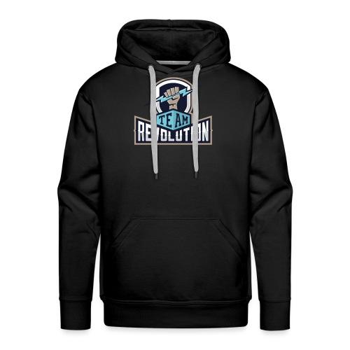 TeamRevolution - Sweat-shirt à capuche Premium pour hommes