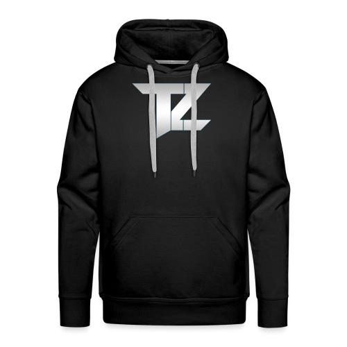 TZ LOGO Gradient png - Men's Premium Hoodie