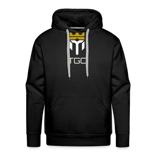 TitanGamersCommunity - Felpa con cappuccio premium da uomo