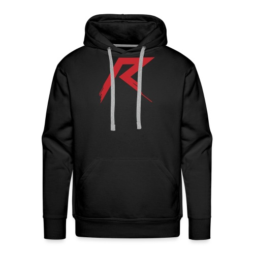 Raffie Logo - Mannen Premium hoodie
