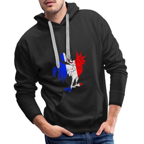 Coq France - Sweat-shirt à capuche Premium pour hommes