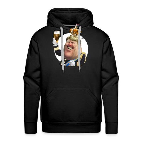 Willem-Alexander T-Shirt - Mannen Premium hoodie