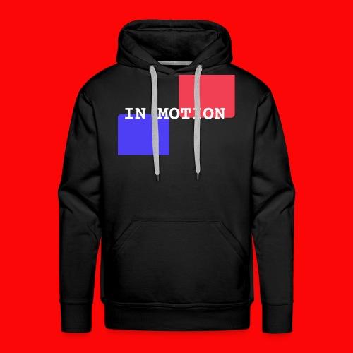 In Motion 2 - Herre Premium hættetrøje