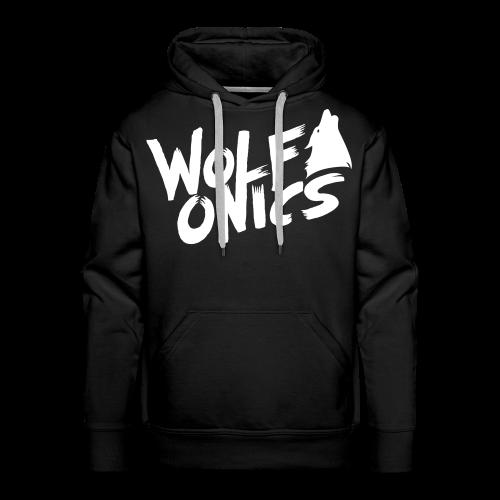 Wolfonics - Männer Premium Hoodie