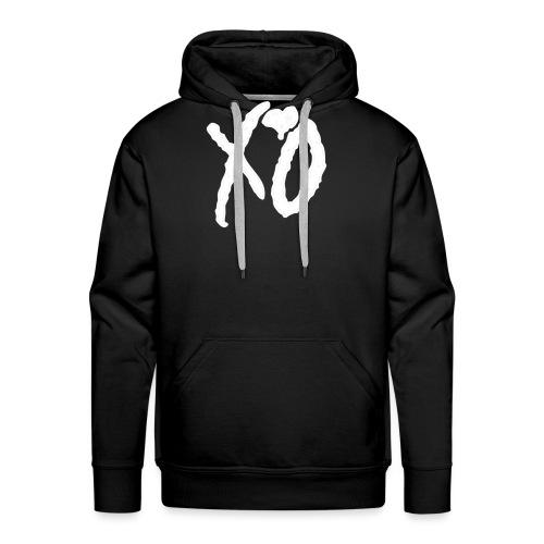 XO - Mannen Premium hoodie