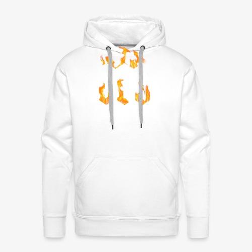 CLG DESIGN - Sweat-shirt à capuche Premium pour hommes