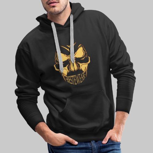 #Bestewear - Bad Punisher - Männer Premium Hoodie