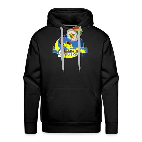 BBaC Surdo - Sweat-shirt à capuche Premium pour hommes