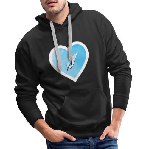 Heartleaf - Men's Premium Hoodie