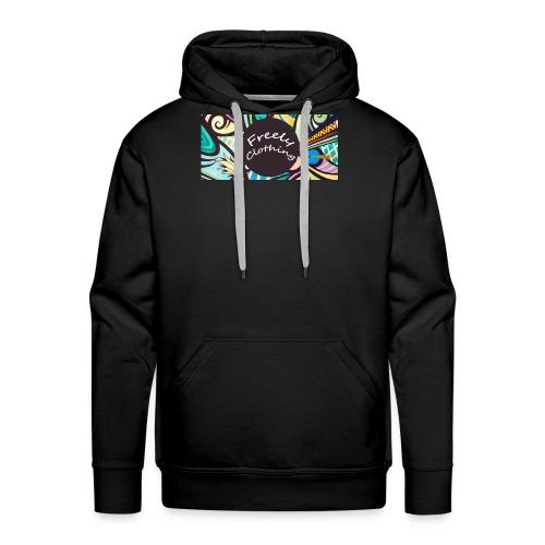 FreelyClothing - t-shirt - Herre Premium hættetrøje