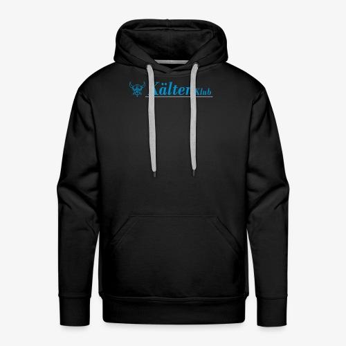 logo kaeltenklub - Männer Premium Hoodie