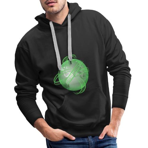 GLOBAL INFECT - Men's Premium Hoodie