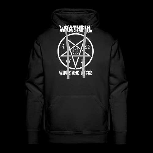 Wrathful Wirez PentaWrath - Men's Premium Hoodie