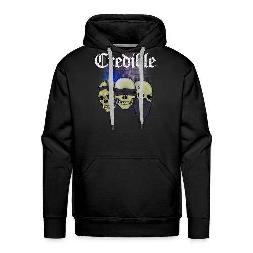 CREDIBLE - Taubstumme - Männer Premium Hoodie